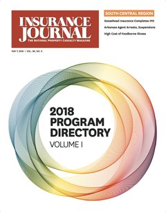 Insurance Journal South Central May 7, 2018