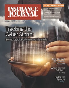 Insurance Journal South Central May 21, 2018