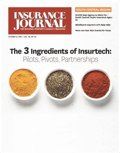 Insurance Journal South Central October 15, 2018
