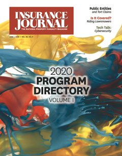 Insurance Journal South Central June 1, 2020
