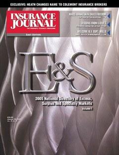 Insurance Journal East January 24, 2005