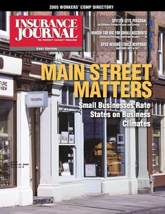 Insurance Journal East March 21, 2005
