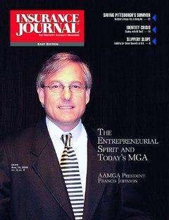 Insurance Journal East April 18, 2005