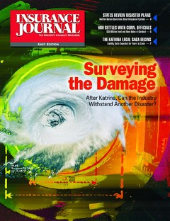 Insurance Journal East September 19, 2005