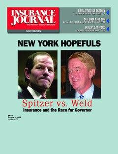 Insurance Journal East October 3, 2005
