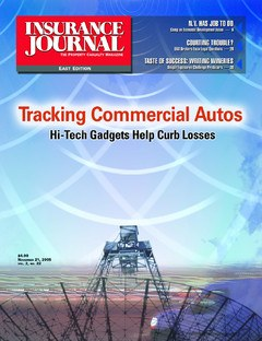 Insurance Journal East November 21, 2005