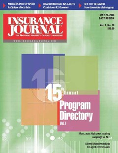 Insurance Journal East May 22, 2006