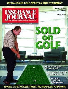 Insurance Journal East August 21, 2006