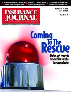 Insurance Journal East February 26, 2007