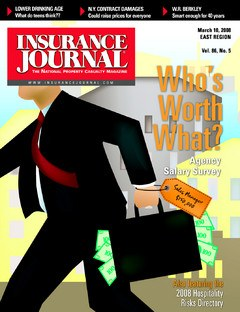 Insurance Journal East March 10, 2008
