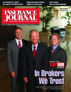 Insurance Journal East July 7, 2008