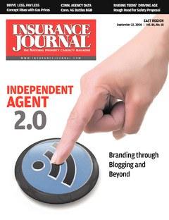 Insurance Journal East September 22, 2008