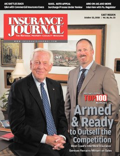 Insurance Journal East October 20, 2008