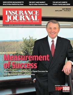Insurance Journal East April 6, 2009