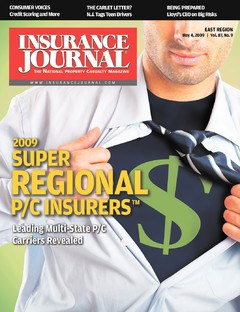Insurance Journal East May 4, 2009
