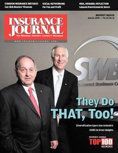 Insurance Journal East June 15, 2009
