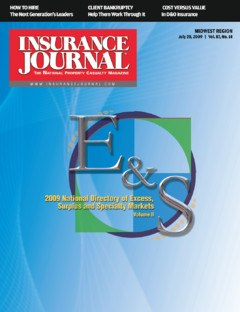 Insurance Journal East July 20, 2009