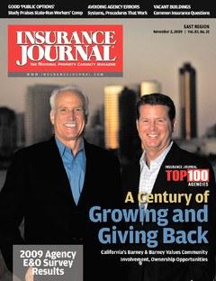 Insurance Journal East November 2, 2009
