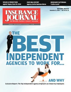 Insurance Journal East December 21, 2009