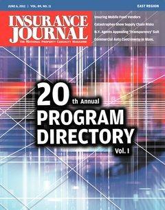 Insurance Journal East June 6, 2011