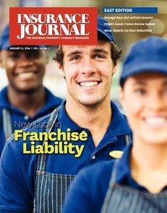 Insurance Journal East January 11, 2016