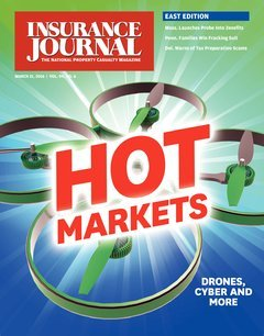 Insurance Journal East March 21, 2016