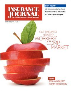 Insurance Journal East May 2, 2016