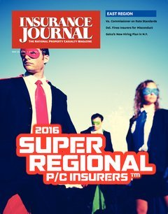 Insurance Journal East May 23, 2016