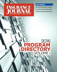Insurance Journal East June 6, 2016