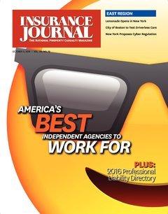 Insurance Journal East October 3, 2016