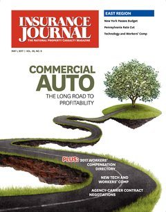Insurance Journal East May 1, 2017