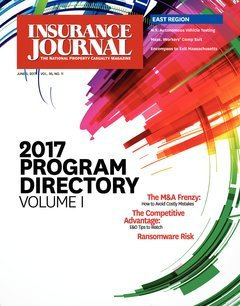 Insurance Journal East June 5, 2017