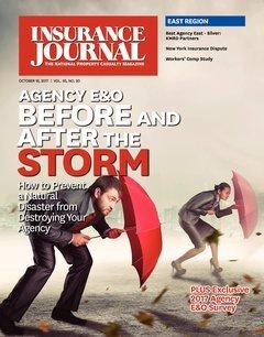 Insurance Journal East October 16, 2017