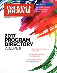 Insurance Journal East December 4, 2017