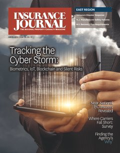 Insurance Journal East May 21, 2018