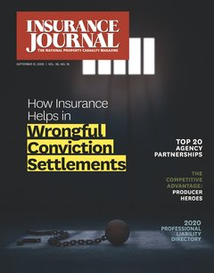 Insurance Journal East September 21, 2020