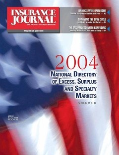 Insurance Journal Midwest July 5, 2004