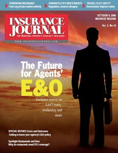 Insurance Journal Midwest October 9, 2006