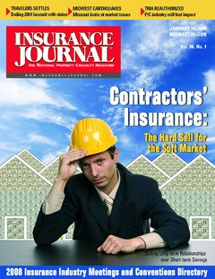 Insurance Journal Midwest January 14, 2008