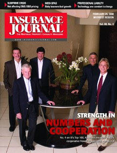 Insurance Journal Midwest February 25, 2008