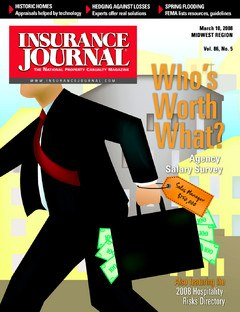Insurance Journal Midwest March 10, 2008