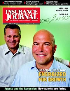 Insurance Journal Midwest April 7, 2008