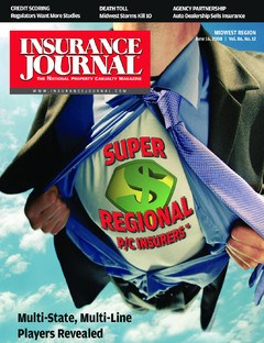 Insurance Journal Midwest June 16, 2008
