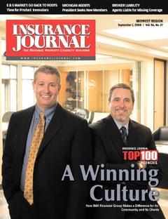 Insurance Journal Midwest September 1, 2008