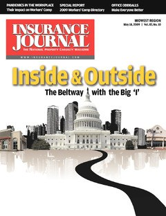 Insurance Journal Midwest May 18, 2009