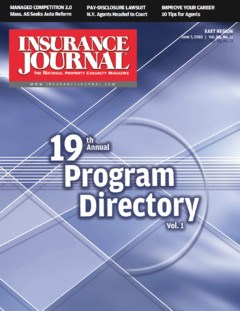 Insurance Journal Midwest June 7, 2010