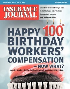 Insurance Journal Midwest February 21, 2011