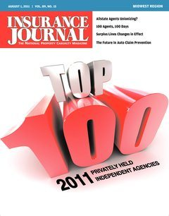 Insurance Journal Midwest August 1, 2011