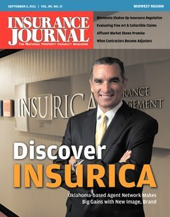 Insurance Journal Midwest September 5, 2011