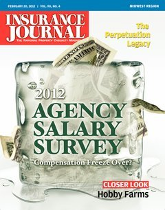Insurance Journal Midwest February 20, 2012